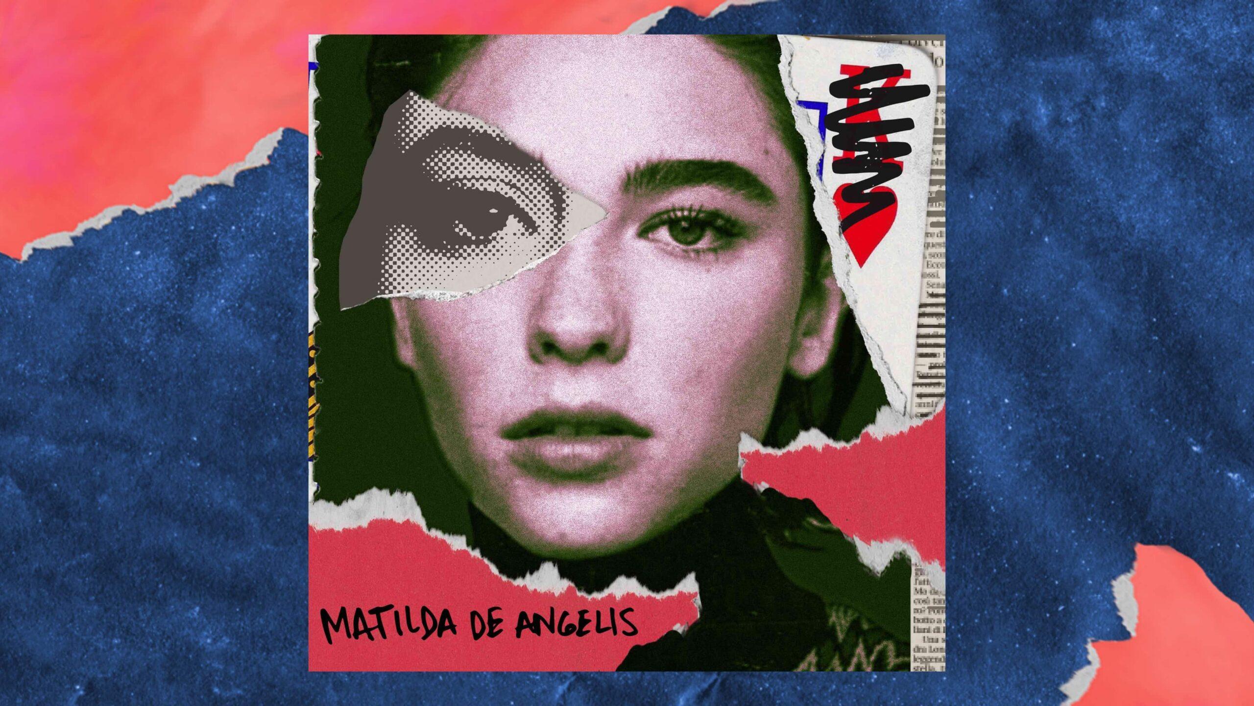 Maschiacci con Matilda De Angelis